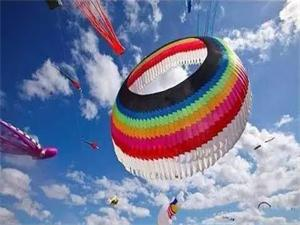特色风筝亮相西安 千奇百怪的风筝让人震撼