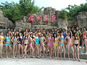 国际超模广东集训 成为国际内衣超模需要什么条件?