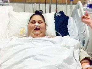 最重女减肥500斤 瘫痪25年生活不能自理原因令人震惊