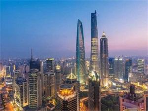 中国第一高楼开放 让你立于云颠之上