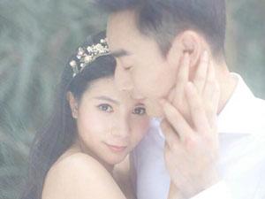 何姿秦凯婚纱照曝光 画面唯美似神仙眷侣揭两人恋爱过程