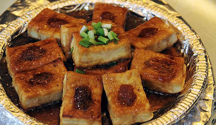 锅塌豆腐盒是哪个地方的菜