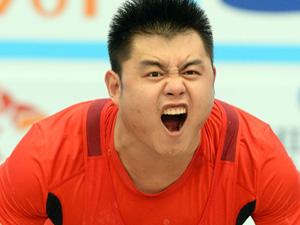 杨哲个人资料在网上曝光 中国举重巨人不断打破纪录