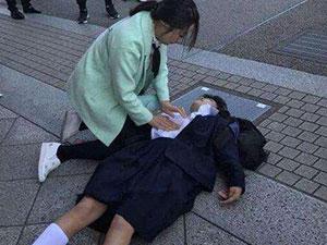 河南护士东京救人 护士个人资料被曝光