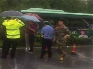 江西货车公交相撞 死伤惨烈不堪直视