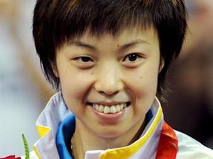 乒乓女皇张怡宁香港产女 她是嫁入了豪门吗