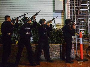 菲赌场发生枪击 枪手抢劫筹码后于酒店自焚是为何?