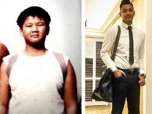 陈建州晒童年黑照 网友:胖矬丑逆袭高帅猛看