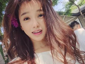 黄一琳承认割双眼皮 整容后简直美如天人