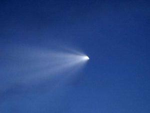9.8新疆ufo事件 当地人跟游客都见证了这一