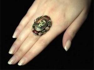 毕加索戒指将拍卖 可以戴在手上的作品