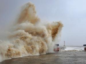 台风苗柏登录广州 广州多个机场已经关闭