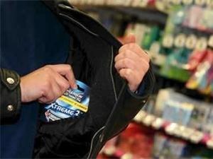 女子裤裆装磁铁行窃 盗窃手段层出不穷