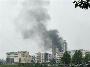 北京南十里居爆炸 起火点疑似厨房