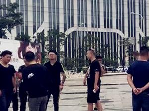 采访遭多名壮汉围殴 记者和业主均被打伤
