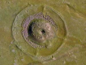 3000年前古祭坛被发掘 曾作为太阳祭坛活动地