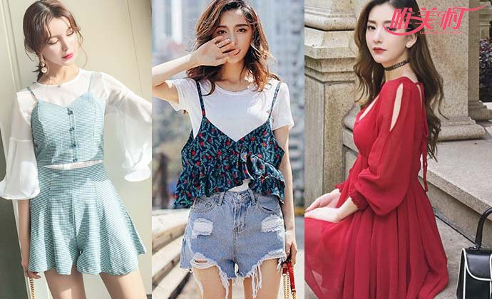 夏天穿什么颜色的衣服
