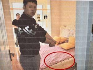 女孩被杀藏尸床箱 发出腐臭味被发现死因让人痛心疾首