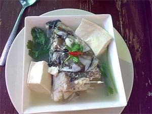 教你做鱼头豆腐汤 不仅暖身健脑还能美容