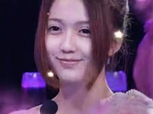 非常完美李雪素颜照曝光 她在舞台上被表白过几次