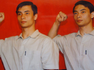 中国体坛唯一的双胞胎冠军 李小双李大双个