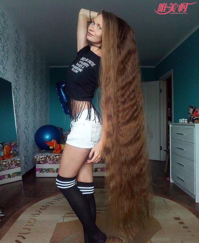 美女未剪发