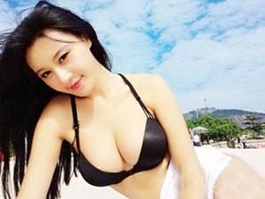 刘晓洁比基尼 身材性感火辣小辣椒形象深入人心