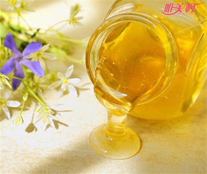 蜂蜜水洗脸