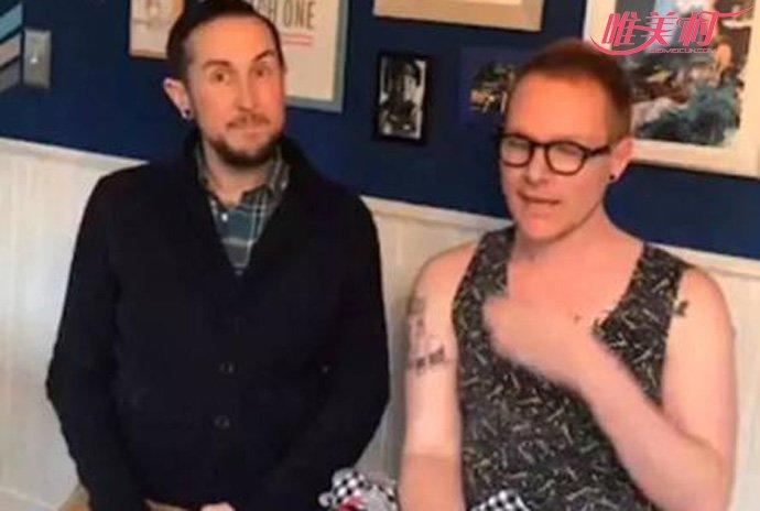 变性人与男友