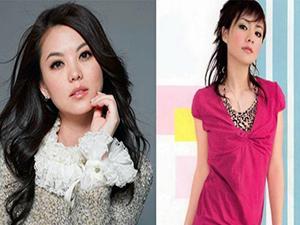 李湘妹妹李玲个人资料 号称减肥版的李湘看两人长得有多像