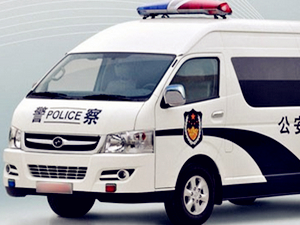 邯郸惊现63辆假警车 警局回应将依法处理假警车