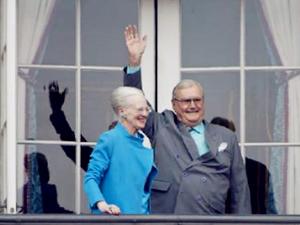 丹麦女王丈夫拒绝合葬 只因生前不满足这一