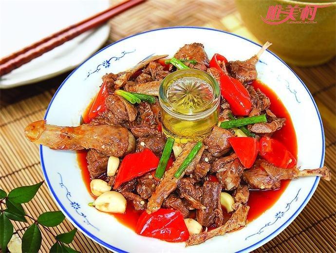 汉族名菜啤酒鸭