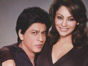 印度超人气明星沙鲁克汗 妻子竟然浪荡成性