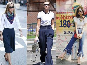 阔腿裤怎么搭配 学习时尚达人穿搭术让您玩转潮流