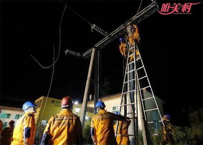 九寨沟已恢复供电