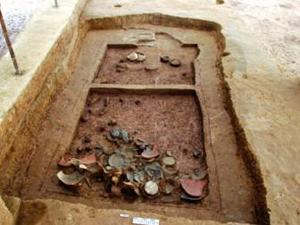 盗墓者炸春秋战国时期墓葬 非首次被盗惊现内贼破坏现场令人心痛