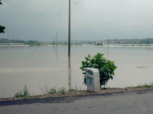 湖南岳阳特大暴雨 万幸现在未发现人员伤亡
