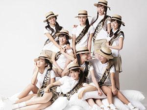 韩国女星整容已成常态 少女时代整容前后对