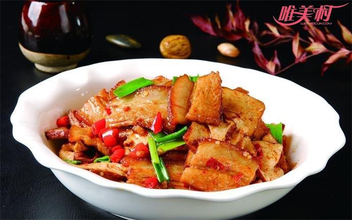 川菜化身回锅肉