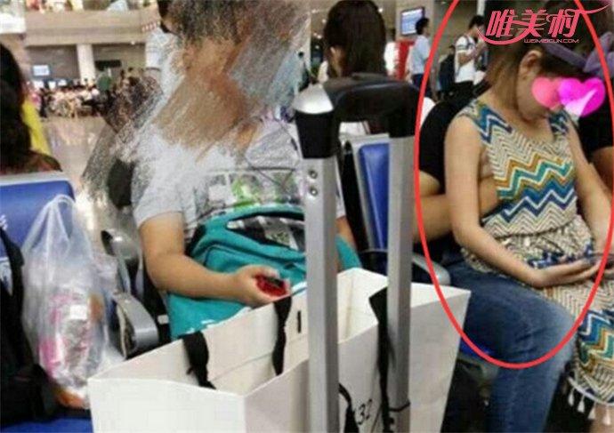 南京南站猥亵女童嫌疑犯被锁定