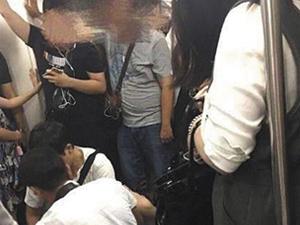 北京大打击地铁色狼力度 炎热夏季女性要时