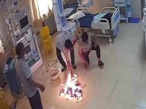 医院遭医闹被迫赔偿30万 事件始末曝光院长被打到鼻孔直流血