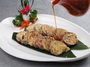 鱼香茄盒的做法 川菜中特别味型的菜肴