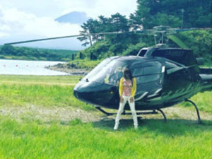 5岁女儿来不及上课 百亿身家老爸出动直升机令人啧啧称奇