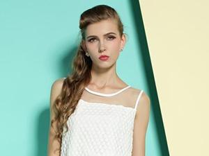蕾丝连衣裙魅力不减性感加分 你是否做好了变美丽的准备呢