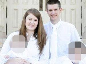 五岁男童遭养父母监禁 美国夫妇残忍虐待男