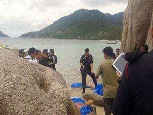 海滩旅游遭殴打强奸 女友被当着男友面遭4人