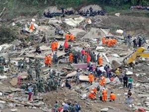 贵州发生山体滑坡灾害 多人失踪至今下落不