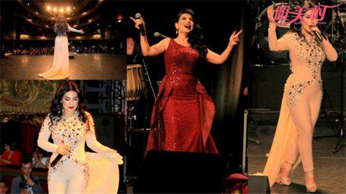 女歌手被骂国际妓女